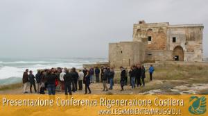 Presentato a Maruggio il protocollo d'intesa relativo alla rigenerazione di un tratto di costa Jonica