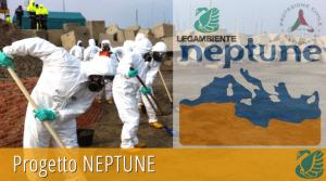 Progetto NEPTUNE – Formazione alle attività di pulizia delle coste in caso di spiaggiamento di idrocarburi