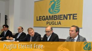 """Presentata """"Puglia Eternit Free"""", la campagna di informazione sul rischio amianto"""