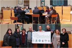 """Presentato il progetto di Educazione Ambientale-Esperienziale: """"Tartland"""", lunedì 30 marzo 2015 presso il Comune di Maruggio (TA)"""