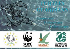 TURTLES GUARDIANS – Progetto di monitoraggio della nidificazione di tartarughe Caretta Caretta sulle spiagge di Campomarino di Maruggio (Ta)