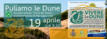 Puliamo le Dune – secondo appuntamento – domenica 19 aprile 2015 alle ore 9.30 a Campomarino di Maruggio (TA)