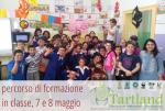 """Verso la conclusione con la scuola primaria il progetto di Educazione Ambientale-Esperienziale """"Tartland"""" presso l'Istituto Comprensivo """"T. Del Bene"""" di Maruggio (TA)"""