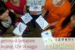 """Verso le escursioni sulle dune di Campomarino per i ragazzi della scuola per il progetto di Educazione Ambientale-Esperienziale """"Tartland"""" presso l'Istituto Comprensivo """"T. Del Bene"""" di Maruggio (TA)"""