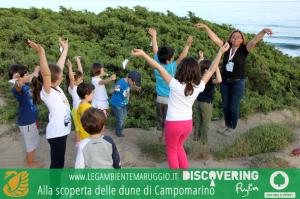 """Ed è subito un successo per il """"DISCOVERING Puglia"""" che per la prima volta approda a Campomarino di Maruggio"""
