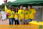 Prima giornata di raccolta straordinaria dei rifiuti ingombranti a Campomarino di Maruggio (Ta) in collaborazione con LEGAMBIENTE MARUGGIO