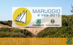 Dov'è il mare più bello della Puglia? anche a Campomarino di Maruggio (Ta) 4 Vele Guida Blu 2015