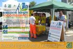 Fine ciclo raccolta straordinaria di rifiuti ingombranti a Campomarino di Maruggio (Ta) in collaborazione con LEGAMBIENTE MARUGGIO