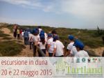 Domani 3 luglio insieme ai ragazzi della Colonia Estiva Comunale, partono gli appuntamenti estivi del progetto di educazione ambientale: TARTLAND