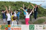 """Giovedì 23 luglio partono i """"naturedays SUMMER"""" escursioni naturalistiche esperienziali guidate per adulti e bambini a Campomarino di Maruggio (Ta)"""