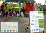 Si è svolto domenica 9 agosto a Campomarino di Maruggio il primo laboratoro creativo gratuito per bambini, a conclusione del progetto di educazione ambientale-esperenziale TARTLAND
