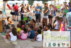 Concluso con successo ieri – domenica 16 agosto – a Campomarino di Maruggio il progetto di educazione ambientale-esperenziale TARTLAND