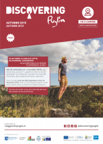 Presentato il Discovering Puglia Vie e Cammini 2015: un autunno alla scoperta del territorio!