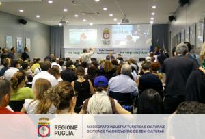 Stati Generali della Cultura e del Turismo in Puglia. Costruiamo insieme un piano strategico!