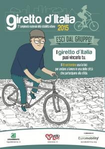 17 settembre 2015, Giretto d'Italia: sfida tra città a colpi di pedale!