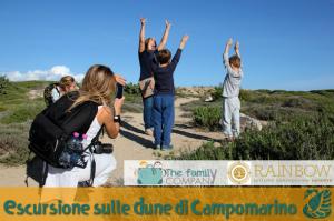 Un pomeriggio insieme alle blogger Valentina Cappio e Alessandra Muzzo, alla scoperta delle meravigliose dune di Campomarino di Maruggio (Ta)