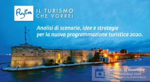 Puglia.ilturismochevorrei. Analisi di scenario, idee e strategie per la nuova programmazione turistica 2020