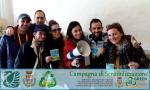 """Primo appuntamento con """"venghino venghino.. è arrivata la raccolta DIFFERENZIATA porta a porta"""" campagna di sensibilizzazione a cura di LEGAMBIENTE MARUGGIO in collaborazione con il Comune di Maruggio e la Tekno Service"""