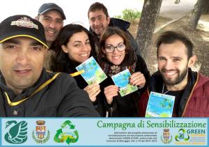 """Secondo appuntamento con """"venghino venghino.. è arrivata la raccolta DIFFERENZIATA porta a porta"""" campagna di sensibilizzazione a cura di LEGAMBIENTE MARUGGIO in collaborazione con il Comune di Maruggio e la Tekno Service"""