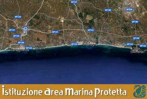 """Area Marina Protetta tra Torre Colimena e Dune di Campomarino; Legambiente: """"Un progetto fortemente voluto, darebbe continuità alle Riserve Naturali già esistenti"""""""