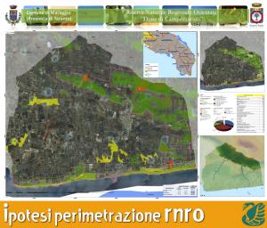 """Documentazione e cartografie dell'ipotesi di perimetrazione della costituenda Riserva Naturale Regionale Orientata """"Dune di Campomarino"""" a Maruggio (Ta)"""