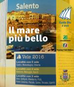 """Legambiente e Touring Club Italiano, assegnano per il secondo anno consecutivo le 4 vele della Guida Blu """"Il Mare più bello"""" 2016 a Maruggio (Ta)"""