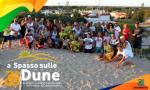 """Foto-Racconto del PRIMO appuntamento di """"a Spasso sulle Dune"""" escursioni guidate esperienziali sulle dune di Campomarino, tutti i MARTEDI' di agosto 2016 a cura della LEGAMBIENTE di Maruggio (Ta)"""
