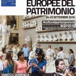Giornate Europee del Patrimonio 2016, le province di Brindisi e Taranto protagoniste grazie all'impegno degli operatori di ConfGuide