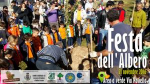 """Fotoracconto della Festa dell'Albero 2016 – Iniziativa """"Un albero per ogni nuovo nato"""", svoltasi lunedì 21 novembre presso l'area a verde pubblico in via Rosiello a Maruggio (Ta)"""