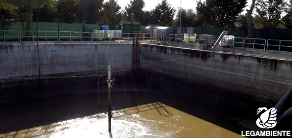 Il virtuoso impianto di bio-fitodepurazione di Melendugno