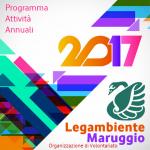 """Programmazione attività anno sociale 2017   Circolo LEGAMBIENTE MARUGGIO """"Dune di Campomarino"""""""