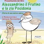 """Presentazione del libro per ragazzi """"Alessandrino il Fratino e la zia Posidonia"""", venerdì 13 gennaio 2017 alle ore 17.30, presso la Biblioteca Comunale di Maruggio (Ta)"""