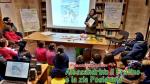 """Tanti bambini curiosi di conoscere alla presentazione del libro per ragazzi """"Alessandrino il Fratino e la zia Posidonia"""", venerdì 13 gennaio 2017 presso la Biblioteca Comunale di Maruggio (Ta)"""