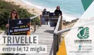 Inaccettabile per Greenpeace, Legambiente e Wwf Italia il decreto ministeriale che deroga al divieto di nuovi pozzi e nuove piattaforme entro le 12 miglia