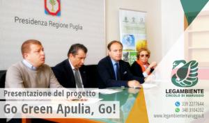 """""""GGAG – Go Green Apulia, Go!"""": al via il progetto di Legambiente sulle opportunità dei green jobs in Puglia"""