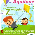 """Arriva la prima edizione della """"Festa dell'Aquilone"""", domenica 7 maggio in spiaggia a Campomarino di Maruggio a cura dei ragazzi del locale circolo della Legambiente"""
