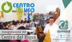 """Video-Racconto dell'inaugurazione venerdì 9 giugno 2017, del nuovo """"Centro del Riuso"""" di Maruggio; servizio gratuito per la consegna ed il prelievo di beni usati ancora utilizzabili."""
