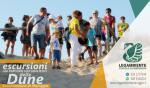 Foto-Racconto della PRIMA escursione esperienziale sui percorsi naturalistici delle dune di Campomarino, tutti i martedì di agosto 2017 a cura dei volontari della Legambiente di Maruggio (Ta)