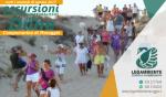 Foto-Racconto della SECONDA escursione esperienziale sui percorsi naturalistici delle dune di Campomarino, tutti i martedì di agosto 2017 a cura dei volontari della Legambiente di Maruggio (Ta)