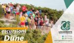 Foto-Racconto della QUARTA escursione esperienziale sui percorsi naturalistici delle dune di Campomarino, tutti i martedì di agosto 2017 a cura dei volontari della Legambiente di Maruggio (Ta)
