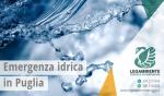 Emergenza idrica in Puglia: Legambiente chiede interventi mirati per garantire l'effettivo riutilizzo in agricoltura delle acque reflue urbane depurate