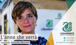 Rossella Muroni si dimette da presidente di Legambiente e entra in Liberi e Uguali. La rappresentanza legale del Cigno Verde passerà a Stefano Ciafani