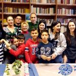 Si è svolto sabato 3 febbraio in occasione della Giornata Mondiale delle Zone umide 2018, un incontro didattico per bambini presso la Biblioteca Comunale, a cura della Legambiente e Servizio Civile del Comune di Maruggio