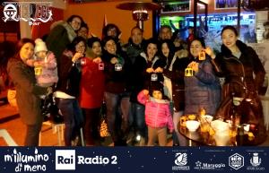Semplicemente un CAFFE' a LUME di CANDELA venerdì 23 febbraio, in occasione di M'illumino di Meno 2018 giornata del risparmio energetico e degli stili di vita sostenibili