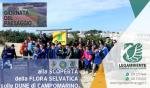 """Video racconto della Giornata nazionale del Paesaggio 2018, mercoledì 14 marzo i bambini dell'Istituto Comprensivo """"T. Del Bene"""" in escursione guidata """"alla SCOPERTA della FLORA SELVATICA sulle DUNE di CAMPOMARINO di Maruggio (Ta)"""""""