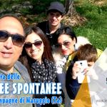 """Si è svolta domenica 18 marzo 2018 l'iniziativa """"alla scoperta delle ORCHIDEE SPONTANEE nelle campagne di Maruggio (Ta)"""", seconda passeggiata naturalistica a cura della LEGAMBIENTE di Maruggio"""