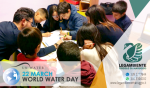 Si è svolto giovedì 22 marzo in occasione della Giornata Mondiale dell'Acqua 2018, un incontro didattico per bambini presso la Biblioteca Comunale, a cura della Legambiente e Servizio Civile del Comune di Maruggio