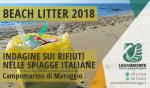 BEACH LITTER 2018: nel mese di aprile la seconda indagine e monitoraggio sui rifiuti spiaggiati a Campomarino di Maruggio, a cura dei volontari della Legambiente e del Servizio Civile del Comune di Maruggio