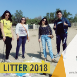 """BEACH LITTER 2018 fase 3 di 4 spiaggia """"D'Ayala"""" – Seconda indagine e monitoraggio sui rifiuti spiaggiati a Campomarino di Maruggio, a cura dei volontari della Legambiente e del Servizio Civile del Comune di Maruggio"""