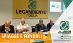 Conferenza stampa Spiagge e Fondali puliti 2018 dal 25 al 27 maggio tanti gli appuntamenti in Puglia, dal Gargano al Salento  per liberare spiagge e fondali dai rifiuti  Plastiche e microplastiche nel mare e sui litorali pugliesi